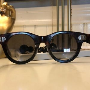 98c82d7f88 Celine Accessories - Cèline 41440 F S Tortise  Black Sunglasses